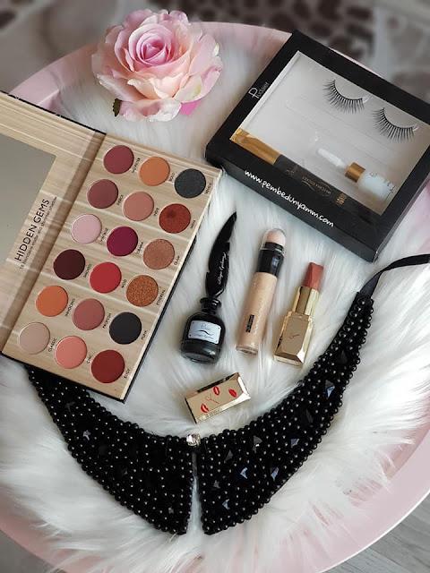 pudaier cosmetics makyaj ürünleri