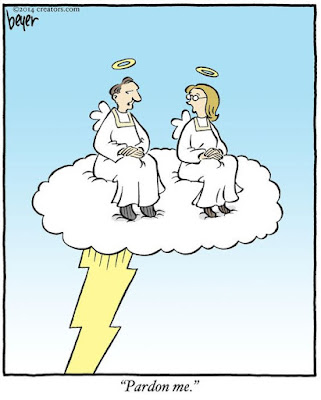 funny angel fart cartoon picture