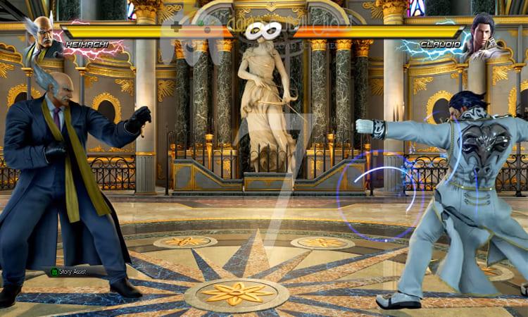تحميل أجزاء لعبة تيكن Tekken