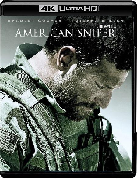 American Sniper 4K (Francotirador 4K) (2014) 2160p 4K UltraHD HDR WEBRip 25GB mkv Dual Audio Dolby TrueHD ATMOS 7.1 ch