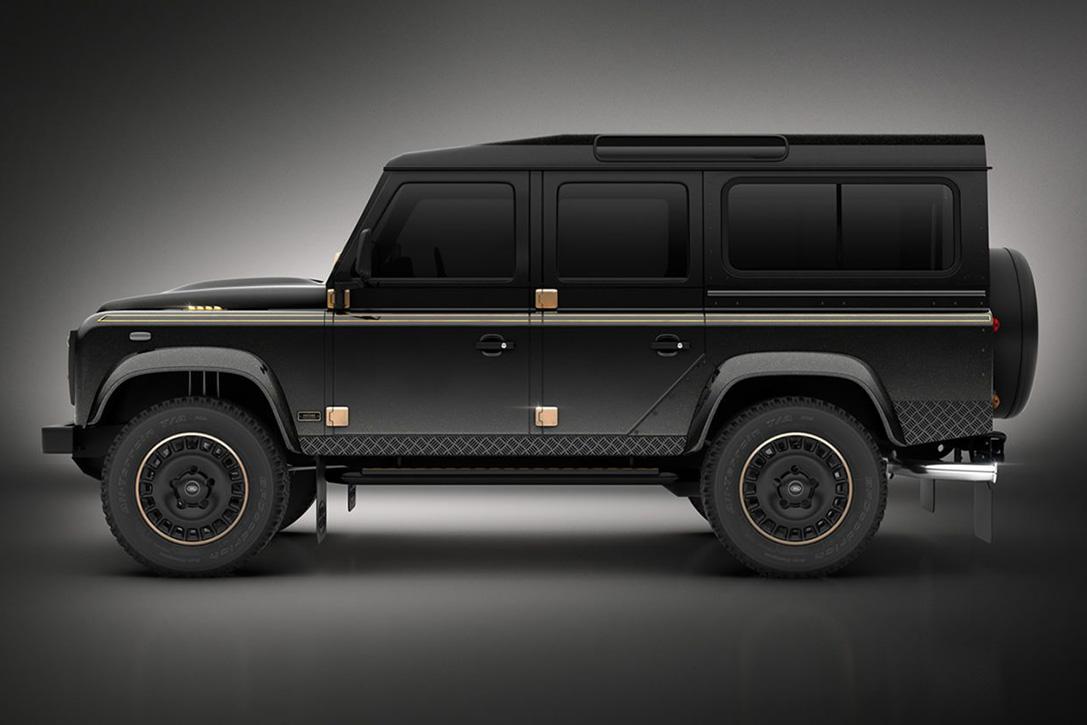 Land Rover Defender 110 DECADE EDITION | TeknOlsun