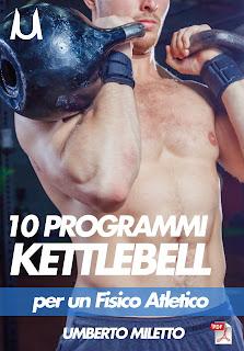 10 Schede Allenamento Kettlebell