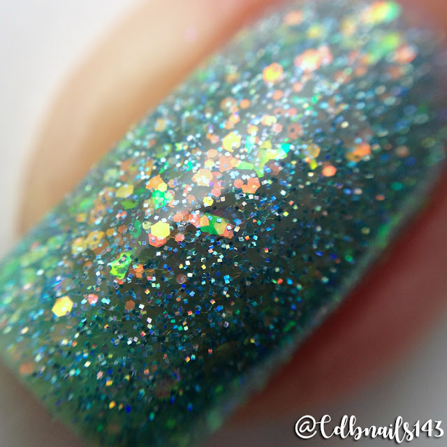 Glam Polish-Newt… I Don't Think I'm Dreaming