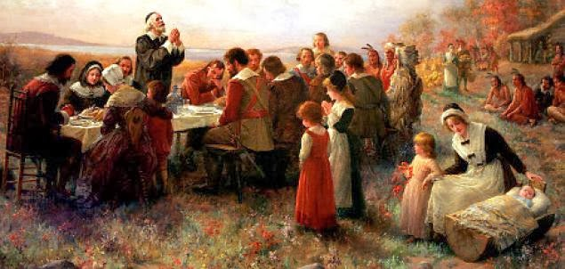 history of thanksgiving - photo #16