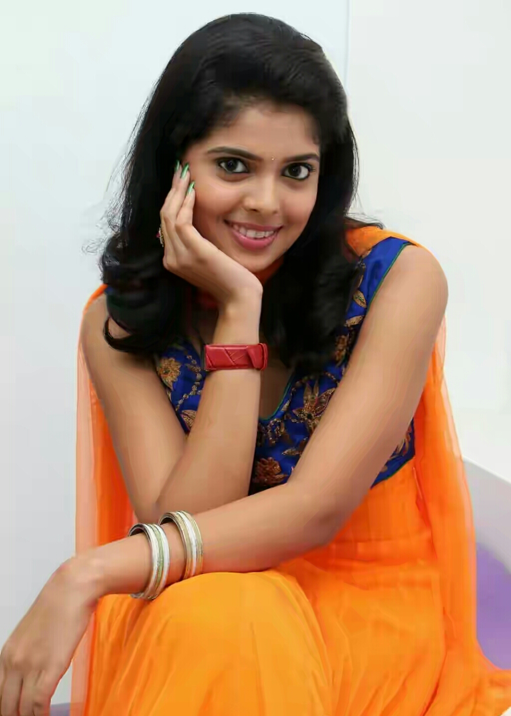 Actress Shravya's Photos