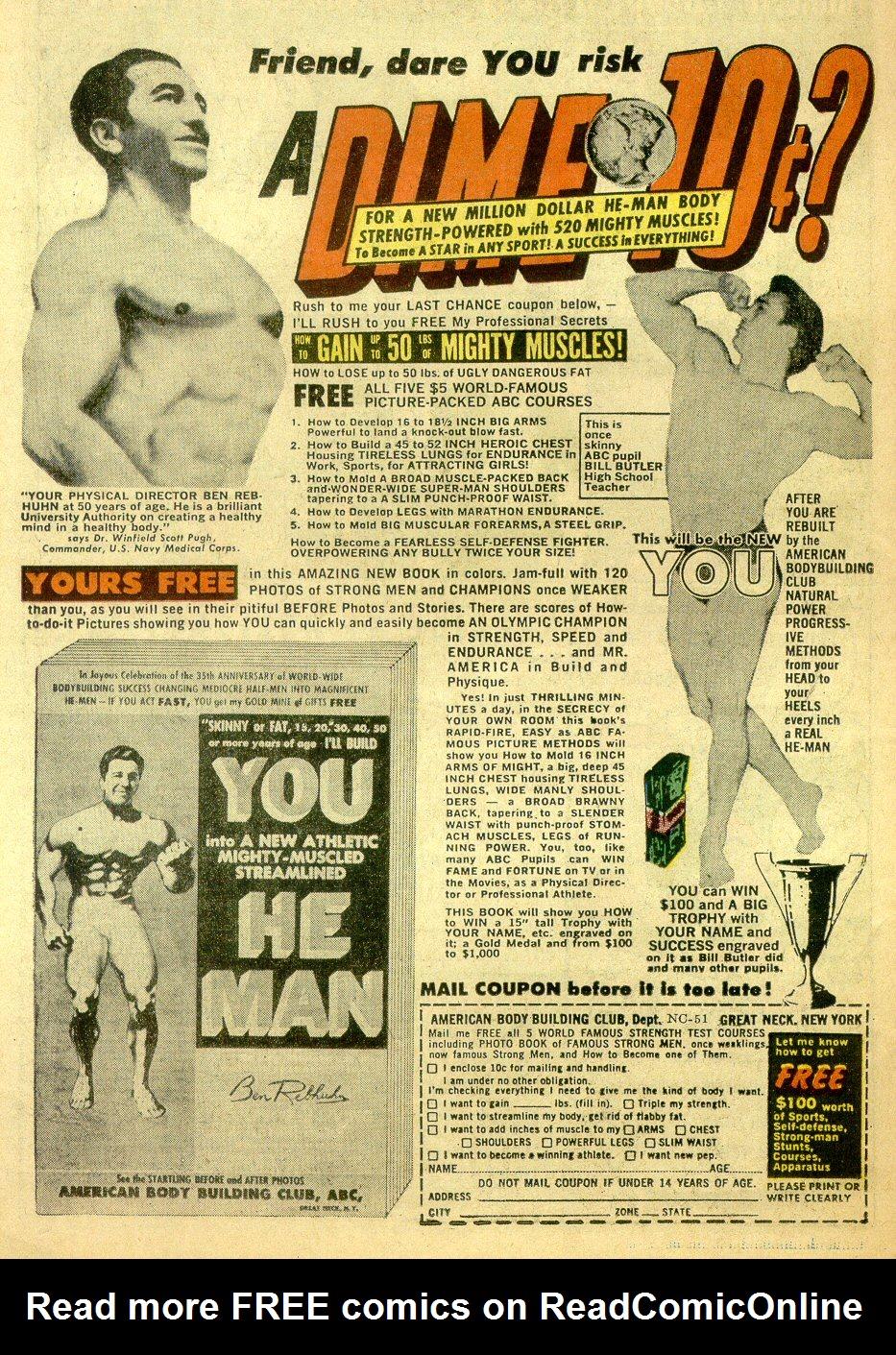 Strange Adventures (1950) issue 172 - Page 34