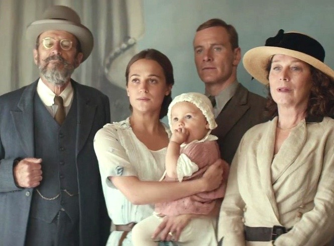 ... In The Godfather Clip To Be Too Intense, Too Physically Violent To Be  Compared To What Amounts To Inner Turmoil Torture In The Light Between  Oceans ...