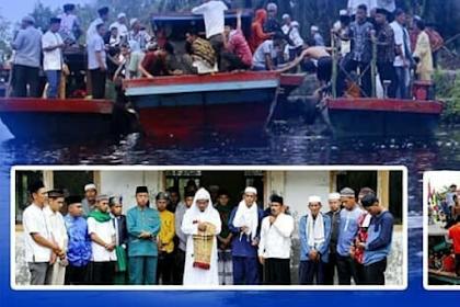 Atib Ko Ambai, Wisata Religi di Kubu Kabupaten Rokan Hilir