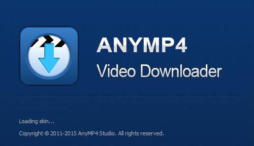 AnyMP4 Video Downloader Free