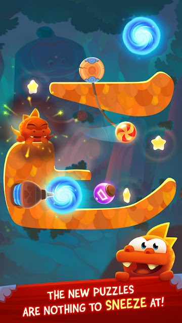 Cut the Rope: Magic MOD APK unlimited money