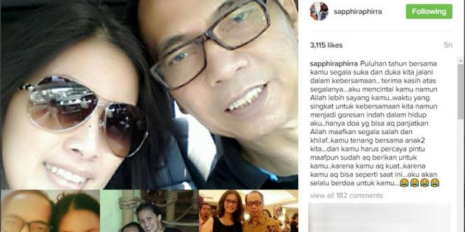 Curahan Hati Mengharukan Mantan Istri Dodi Triono, Korban Perampokan Pulomas