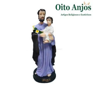 São José (www.artigosreligiososoitoanjos.com.br)