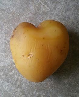 pomme-de-terre-en-forme-de-coeur