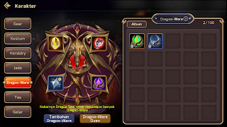 Dragon Ware di game DragonNest Mobile