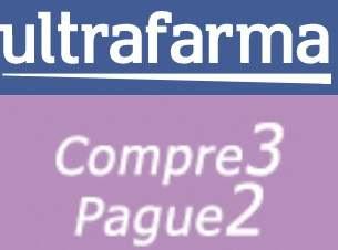 Promoção Ultrafarma 2018 Compre 3 Pague 2 Medicamentos Promoções Descontos