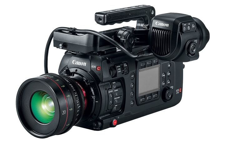 Canon EOS Cinema C700 FF