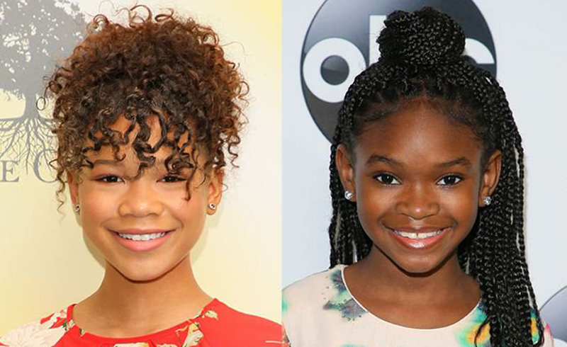 14 Super Cute and Easy Hairstyles for Black Girls