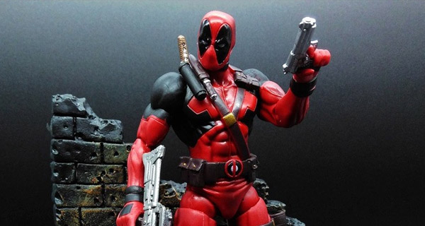Deadpool Marvel Select