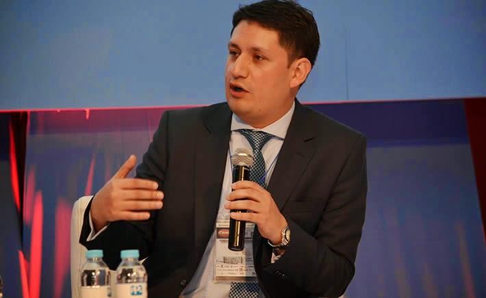 Guido Vildozo, analista de IHS Global Insight. (Foto: VI)