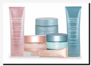 christie brinkley skin care dr oz