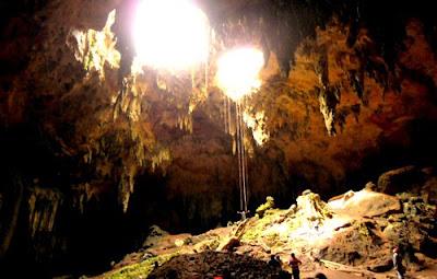 Grutas Loltun Yucatan Turismo Cavernas Mexico
