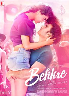 Befikre (2016) Hindi 1080p HEVC BluRay x265 650MB