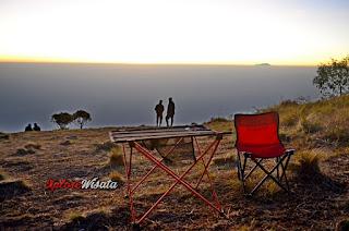 Private Trip Pendakian Gunung Merbabu - Lokasi Sabana 1