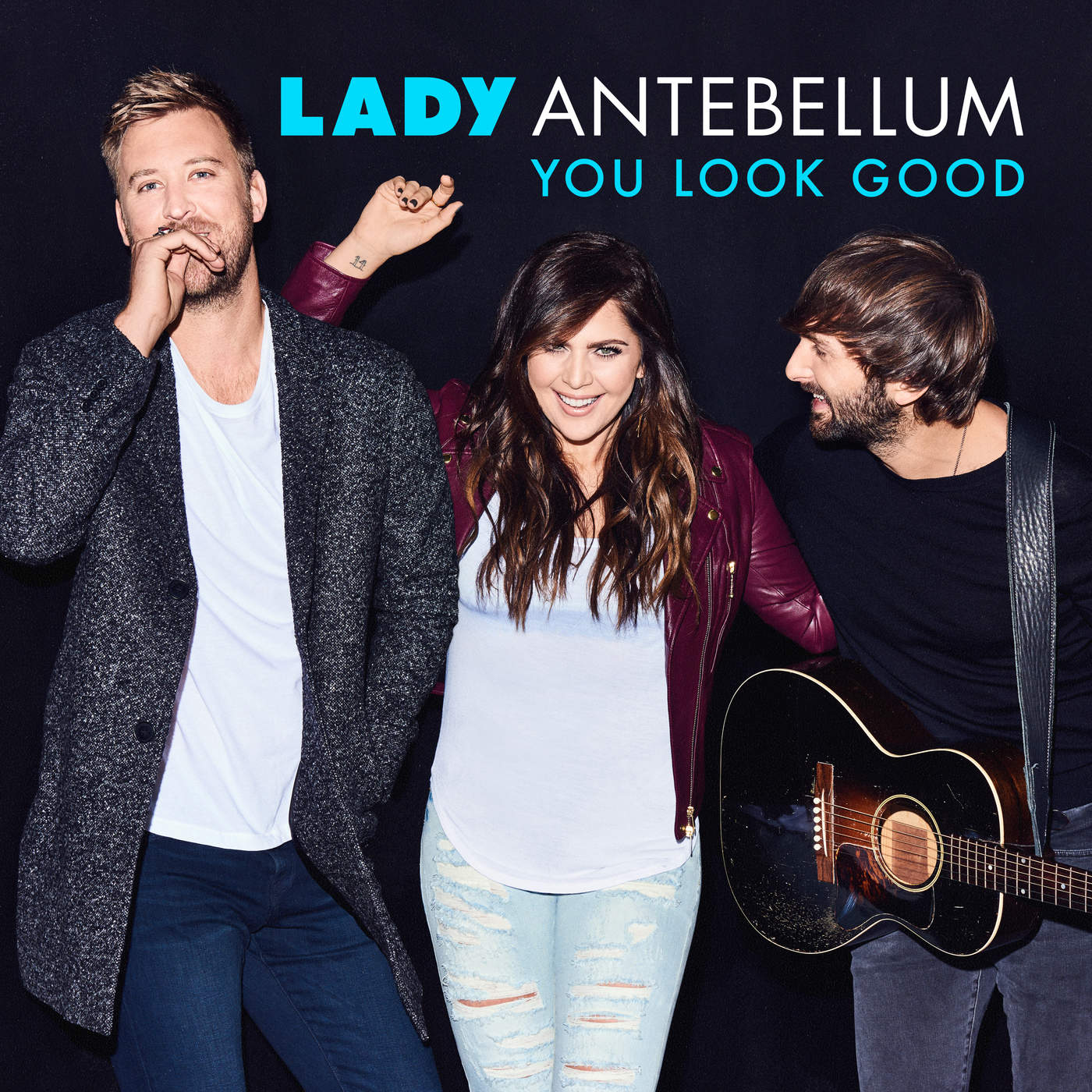 Lady Antebellum - You Look Good - Single Cover