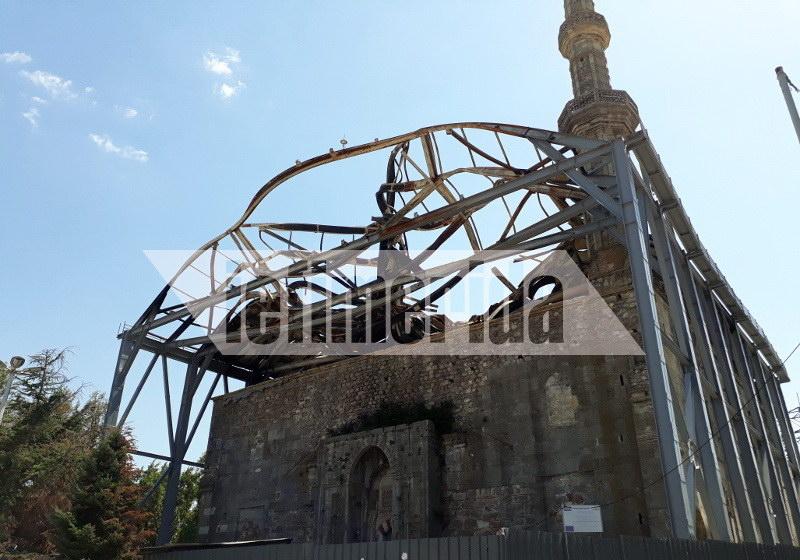 Διδυμότειχο: Καμία εργασία αποκατάστασης στο τέμενος Βαγιαζήτ