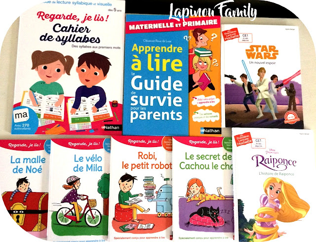 selectione apprentissage lecture