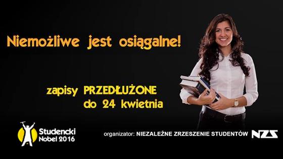 http://www.studenckinobel.pl/