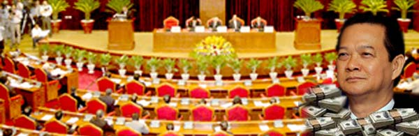 """Tài liệu """"Đặc biệt"""": Tờ trình của Bộ Chính trị về việc đề nghị thi hành kỷ luật đồng chí """"X"""" gửi HNTW6"""
