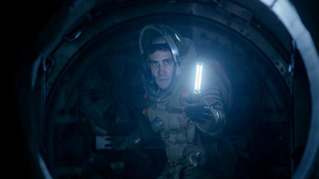 LIFE Vida Inteligente película alienígenas