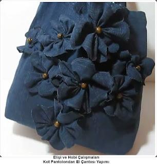 Elişi Çanta Modelleri - Moda Tasarım 1