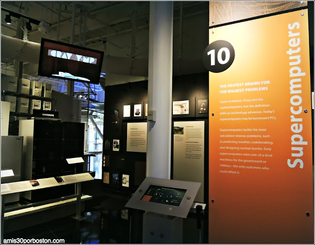 Computer History Museum: Supercomputers