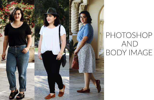 Photoshop and Body Image in the Blogging World