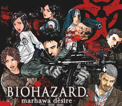 Resident Evil: Marhawa Desire