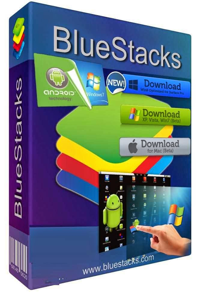 Download BlueStacks 0.8.7.3066 Offline Installer Terbaru 2014