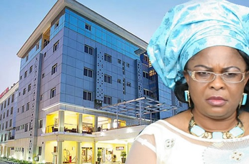 SEIZED, Patience Jonathan N2b Abuja Hotels.