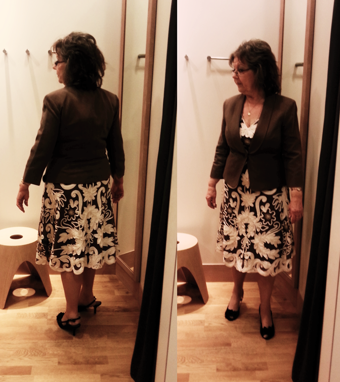 Mother of The Bride outfit | A Phase Eight & John Lewis experience