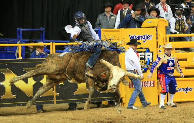 Las Vegas Rodeo >> Las Vegas National Finals Rodeo Watch Nfr 2019 Live On