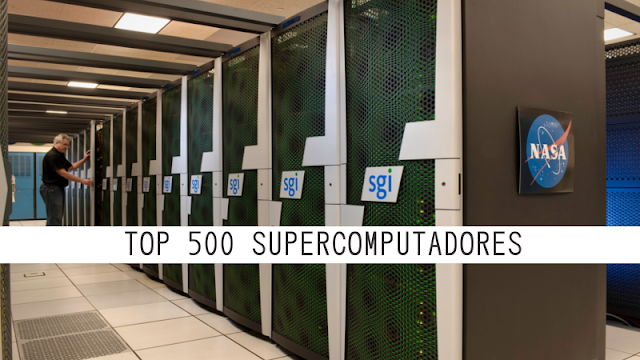 Top 500 supercomputadores