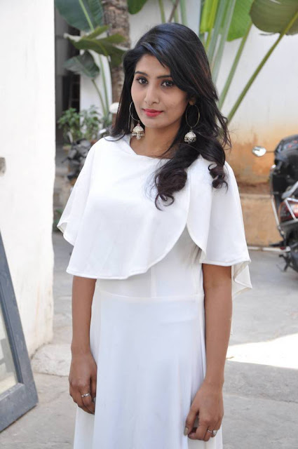 Swetha Reddy Stills At Baggidi Gopal Movie Launch