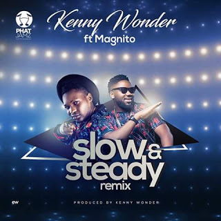 #MUSIC: KENNY WONDER ft MAGNITO | @kennywonderlele