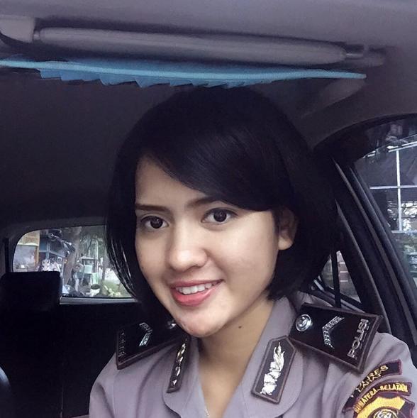 Foto Foto Polwan Paling Cantik di Indonesia