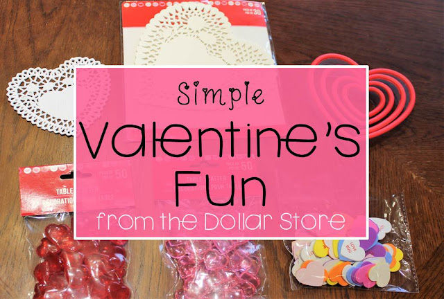 preschool Valentine's activities