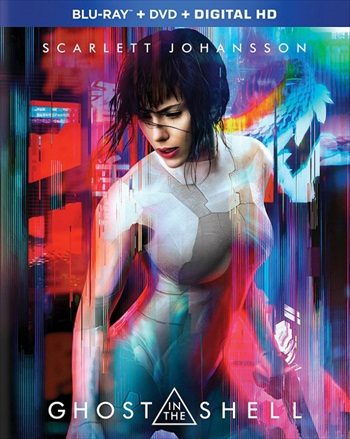 Ghost in the Shell 2017 English Bluray Movie Download