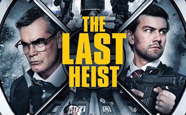 The Last Heist 2016 Full Movie Download HDRip