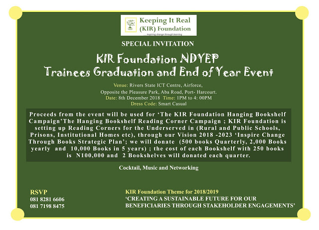 KIR Foundation 6th Charity Fair