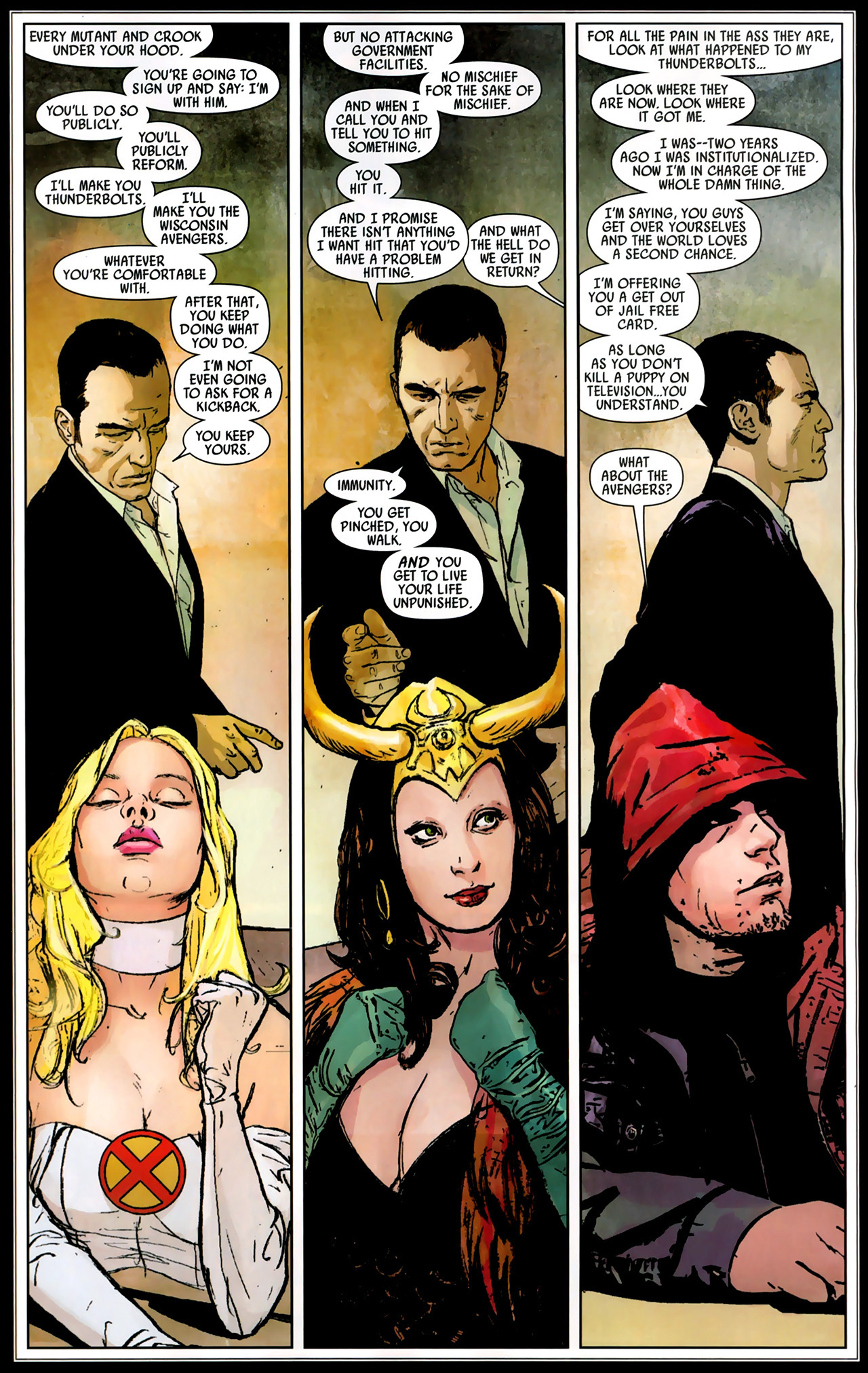 Read online Secret Invasion: Dark Reign comic -  Issue # Full - 18